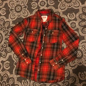 Mossimo Supply Co. plaid button up
